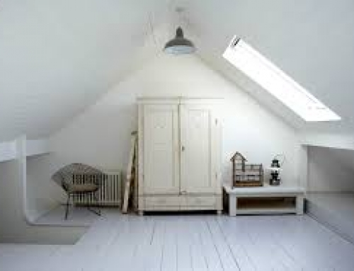 Why is there the need of a loft in house?